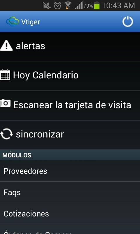 4  Cómo instalar Vtiger en Android