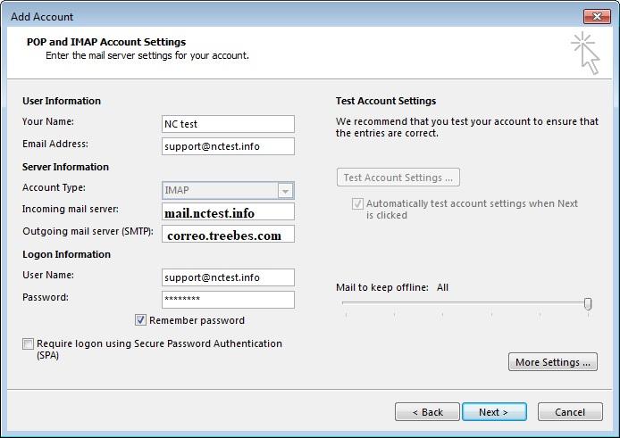 5-1-s3  Cómo configurar correo en Outlook