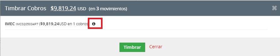 timbrado4  Timbrar cobros (pagos) en VTiger CRM 7